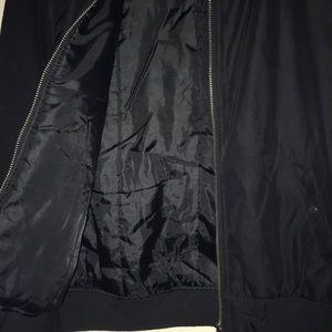 Forever 21 Jackets & Coats - Black bomber jacket